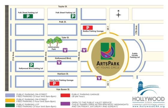 free-parking-map