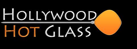 hot glass logo