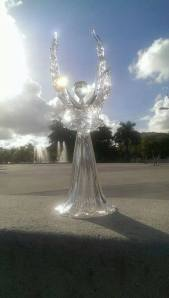 hollywood hot glass Angel