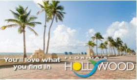 Visit Hollywood Florida