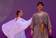 . . . then confirms MaryÕs destiny to Joseph.