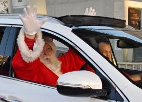 Santa, drumline, Holy Famiy-03