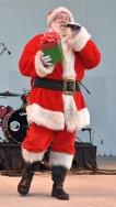 Santa, drumline, Holy Famiy-04